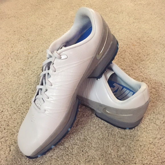 Nike Air Zoom Attack Golf Shoes Grey   Platinum. M 594a10f178b31c7f02065b8c c913bac13