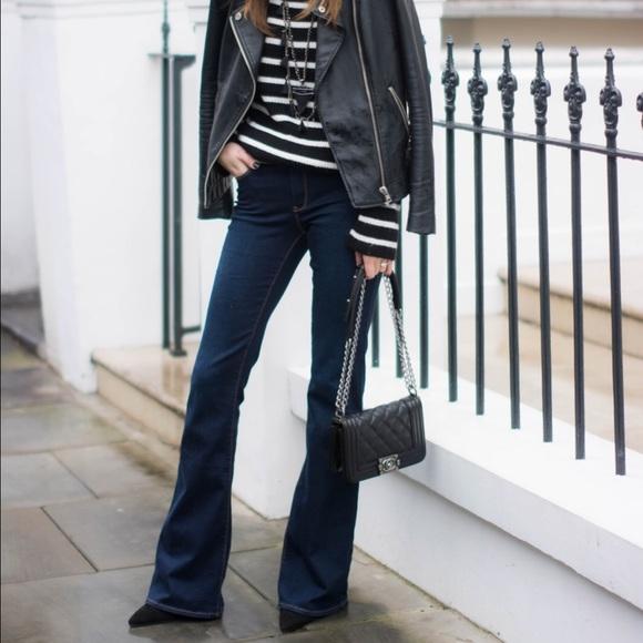 bdd7080b Zara Jeans | Skinny Flare Pants Sz 8 Nwt | Poshmark