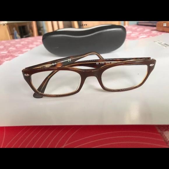 c65d5ea25c Ray-Ban Havana Tortoise No.5150 Unisex Eyeglasses.  M 594a18cc9c6fcff7a4066ded