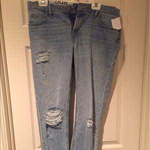 NEW BDG Light Wash Denim Jeans Sz 29W
