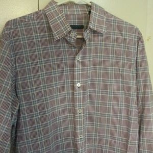 "Zachary Prell Other - ""ZACHARY PELL"" MENS DRESS SHIRT size MED"