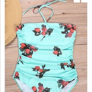 Cute One piece swimsuit. Never worn.