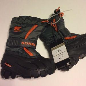 Sorel Other - Kids Sorel Boots size 6
