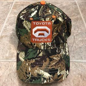 Tundra Accessories - Toyota trucks Camo hat