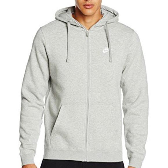Mens nike zip up hoodie