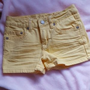 Apollo Jeans Other - Light Yellow Jean Shorts