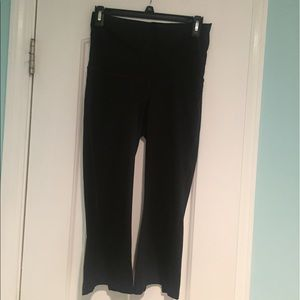 Old Navy Pants - Old Navy high waisted workout capris.