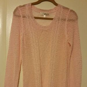 NWOT!! Light pink sweater!! This is a beauty!!