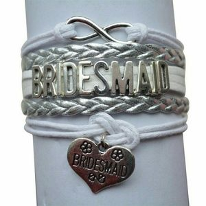 Jewelry - Bridesmaid Gift Bracelet, Bridal Party Bracelets