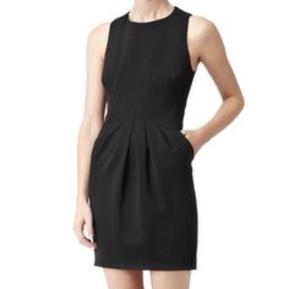 Reiss Dresses Black Amity Dress Size 2 Poshmark