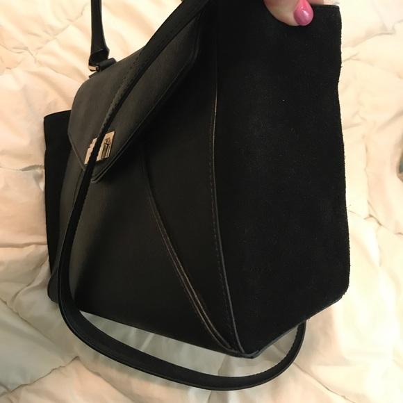 3f643d4a3b5fa Kate Spade Columbus Day Sale Kate Spade Nylon Messenger Bag Black ...