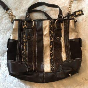 The Sak Handbags - The Sak shoulder bag brown with leopard