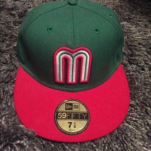 New Era Other - Mexico New Era cap. Size 7 1/8