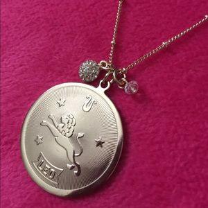 Jewelry - ZODIAC LEO CONSTELLATION LONG NECKLACE