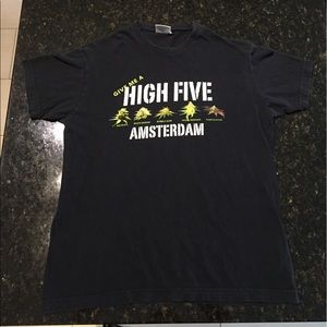 Other - Amesterdam Weed T-shirt