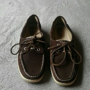 Sperry Top-Sider Shoes - Sperry Top-Sider women's size 8 boat shoes