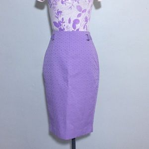 The Limited Dresses & Skirts - NEW! Limited Lilac Purple High Waist Pencil Skirt