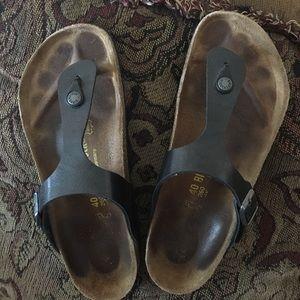 Birkenstock Shoes - Birkenstocks 40 Like New! EUC
