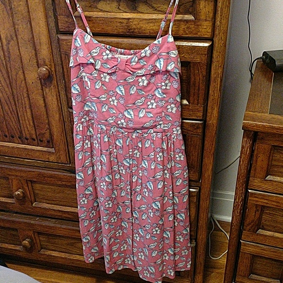 Lauren Conrad Dresses & Skirts - Pink lauren conrad bird Dress
