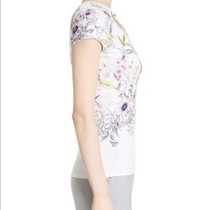 cf0f9ed8f Ted Baker Tops - Ted Baker Hazelto Passion Flower tee FLASH SALE