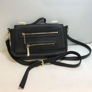 Olivia + Joy Handbags - NWOT Olivia + Joy New York Black Crossbody