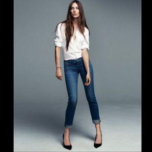Frame Denim Denim - Frame Le Garçon skinny jeans