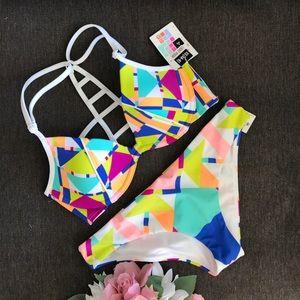 Victoria's Secret Other - Victoria secret light push up swim set XS