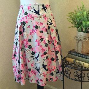 Carolina Herrera Dresses & Skirts - CAROLINA HERRERA Archive Print Collection Skirt
