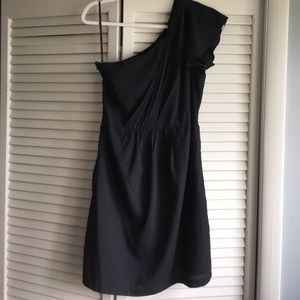 MM Couture Dresses & Skirts - NWT Miss Me MM Couture 1 Shoulder Navy Dress Med.