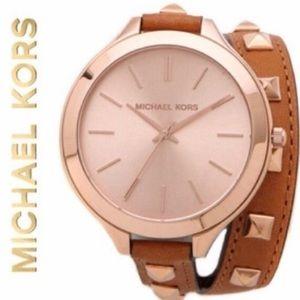 Michael Kors Accessories - Michael Kors Wrap around Watch