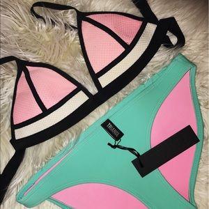 Triangl Swimwear Other - Bubblegum Triangl Bikini