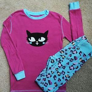 Kirkland Signature Other - Kitty Pajama Set Size 10