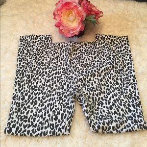 Attyre Pants - NEW LISTING ✨Snow Leopard print pants!