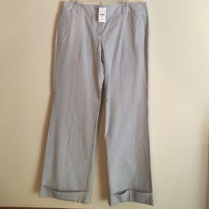 J. Crew Pants - J Crew NWT Wide leg dress pants