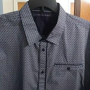 Men's Sean John button up shirt size 3x