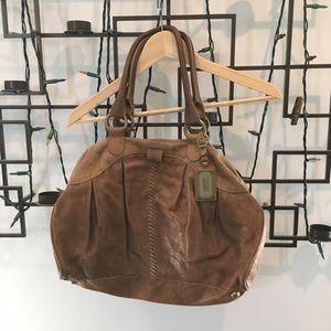 BOSS ORANGE Handbags - BOSS Orange tan shoulder bag