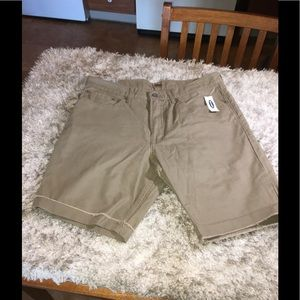 Old Navy Other - NWT Men's Slim Fit Old Navy Shorts Size 34