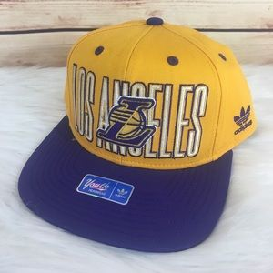 adidas Other - ✨ Los Angeles Lakers youth cap / hat