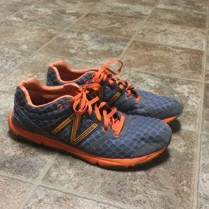 New Balance Other - New Balance M730G01 Shoe Size 9.5 Gray/Orange