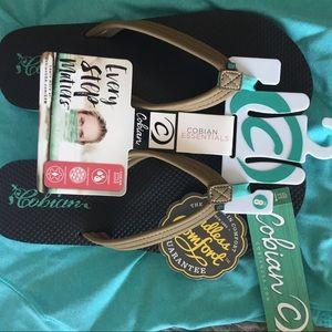 Cobian Shoes - New COBIAN Pacifica flip flops.