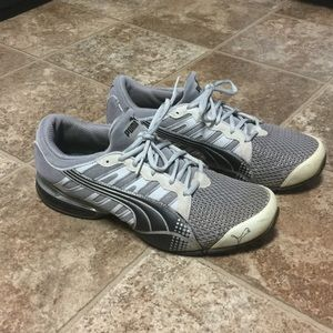 Puma Other - Puma Cell Surin 2 Shoe Gray/Silver Size 9.5