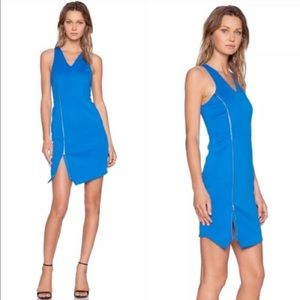 1. State Dresses & Skirts - New 1 State Bodycon Dress with Zipper Detail