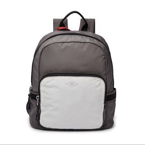 Fossil Other - Fossil grey eco friendly packpack bookbag