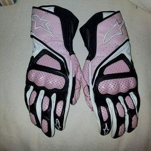 Alpinestars Other - Alpinestars Motorcycle Gloves