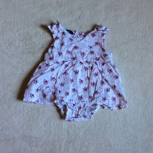 Faded Glory Other - Onesie dress