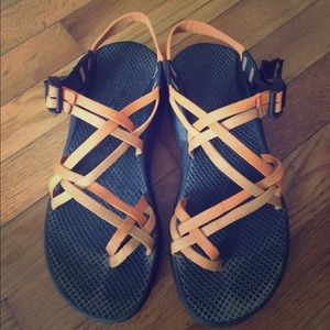 Chacos Shoes - Women's Chacos Sandals hiking water climbing 9