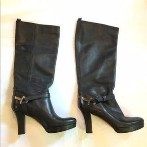 BOSS ORANGE Shoes - BOSS Orange knee high heeled boot