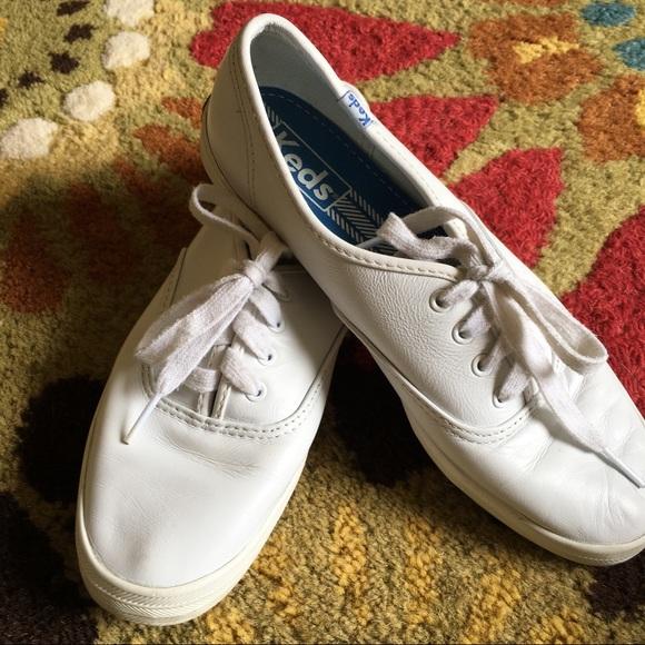 4123569cc43 Keds Shoes - KEDS  CHAMPION ORIGINALS LEATHER