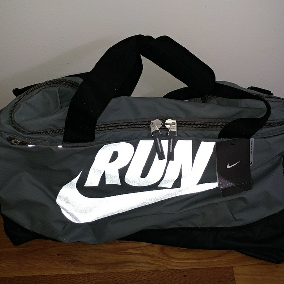 2c387684c826 Nike Max Air Duffel Bag - Reflective - Brand New