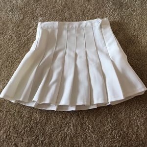 American Apparel Dresses & Skirts - American Apparel Pleated Tennis Skirt